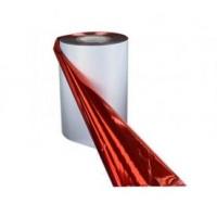 Dažajuostė DTM TT Ribbon Metallic Red 110 mm x 200 m