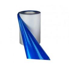 Dažajuostė DTM TT Ribbon Metallic Blue 110 mm x 200 m