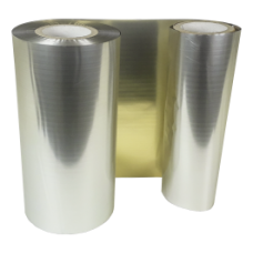 Dažajuostė DTM TT Ribbon Matt Gold 110 mm x 200 m