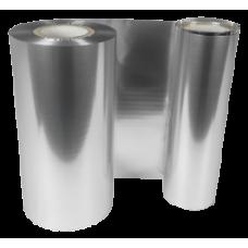 Dažajuostė DTM TT Ribbon Matt Silver 110 mm x 200 m