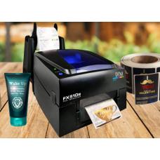 DTM FX510e terminio pernešimo spausdintuvas