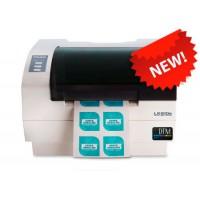 LX610e Pro spalvotų etikečių spausdintuvas-pjaustytuvas